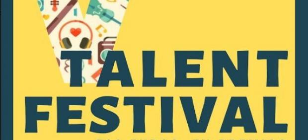 Carte del V Talent Festival que se celebra el sábado 26 de octubre en Alcorisa (Teruel).