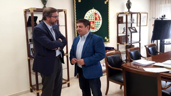 Francisco Reyes y Juan Gómez