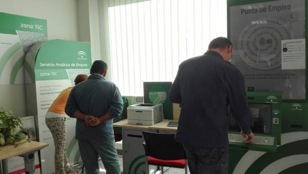 Servicio Andaluz de Empleo (foto de archivo)