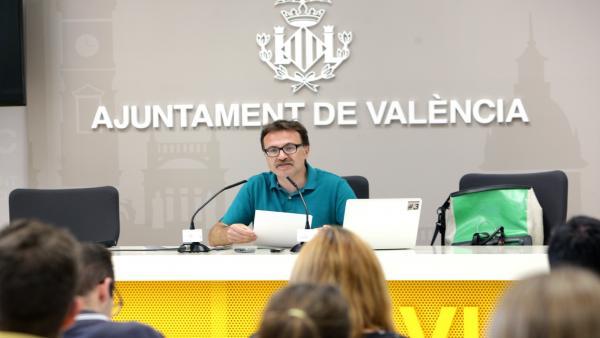 L'Ajuntament de València anuncia canvis en el seu organigrama definitiu