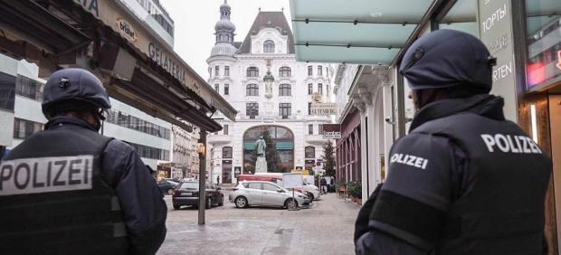 Policía Viena