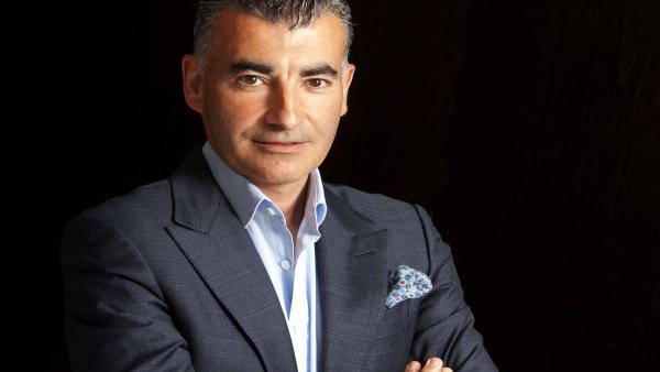 Presidente del Grupo Maresa, Juan J. Andrés