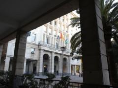 Un Tribunal andaluz de Justicia.