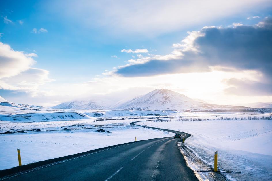 Ruta ártica de Islandia