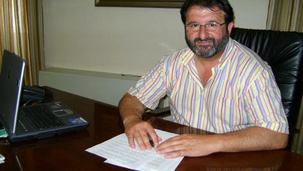El Alcalde De Carmona, Juan Ávila (PP)