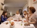 Loles León reprende a Irma Soriano, en 'Ven a cenar conmigo: Gourmet Edition'.