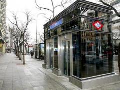 Ascensor de Metro de Madrid