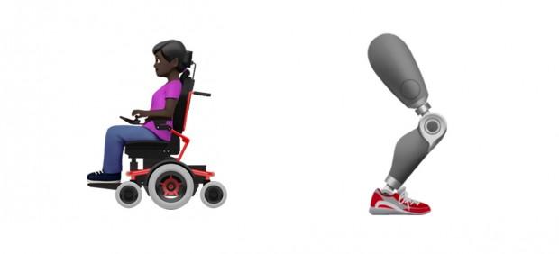 Más parejas, temas sobre discapacitados o nuevas expresiones: los emojis que llegarán al iPhone