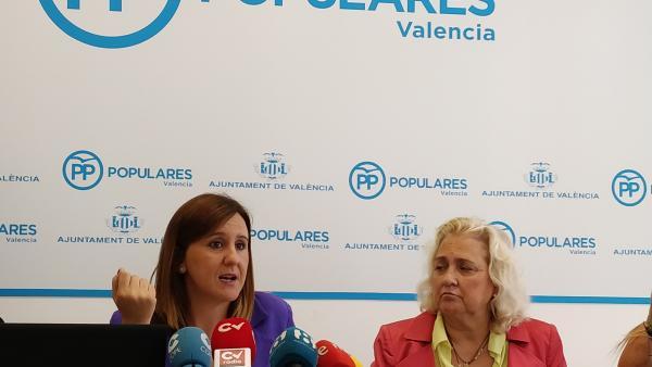 Desayuno informativo del Grupo Popular de València