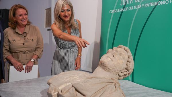 Busto del emperador Adriano
