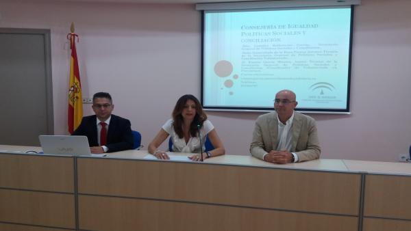 Presentación del IV Plan Andaluz del Voluntariado.