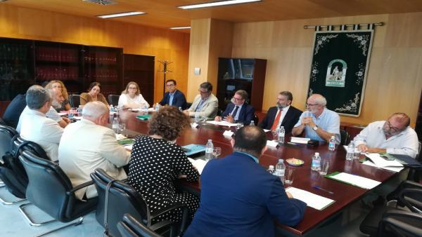 Comisión Permanente del Consejo Andaluz de Relaciones Laborales
