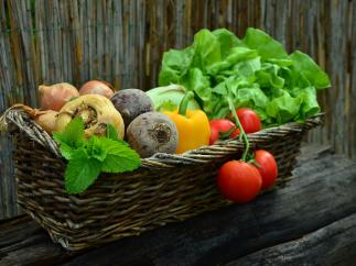 Verduras fuera de temporada