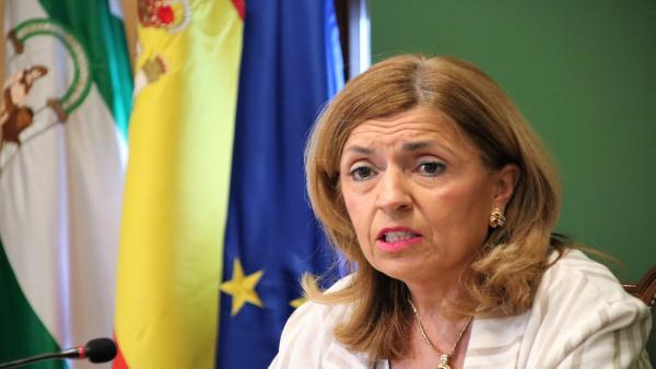 La delegada de Salud y Familias de la Junta en Córdoba, María Jesús Botella