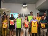 Presentación del Madison Beach Volley Tour Isla Canela Internacional Open 2019.
