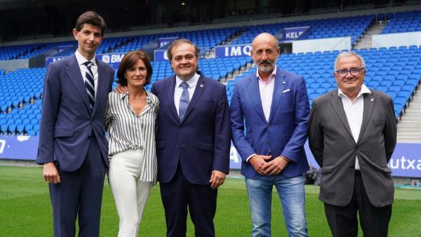 Real Sociedad, Athletic Club, Eibar, Osasuna, Alavés y Eibar acuerdo entradas visitantes