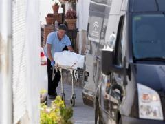 Crimen machista en Cortes de la Frontera, Málaga
