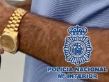 Fotografía del reloj valorado el 28.000 euros.