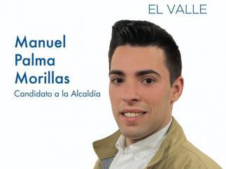 Cartel electoral del PP de El Valle (Granada)