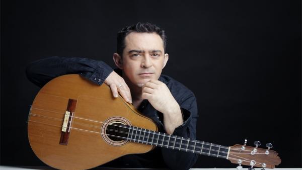 El artista Raúl Rodríguez