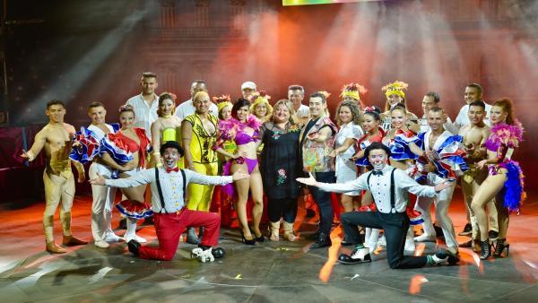 Tropical, el nuevo espectáculo del circo Quimera