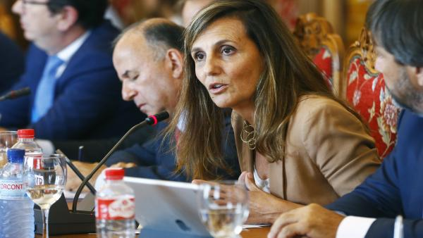 Marta Blanco, presidenta de CEOE Internacional