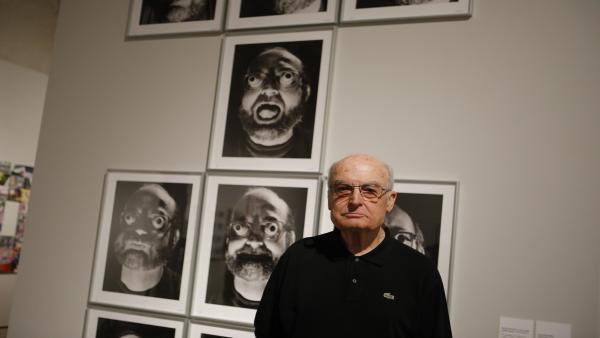 El fotógrafo Luis Gordillo