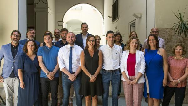 Nuevo equipo de Gobierno de la Diputación de València