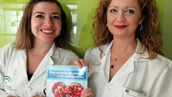 Ana González y María José Ramírez
