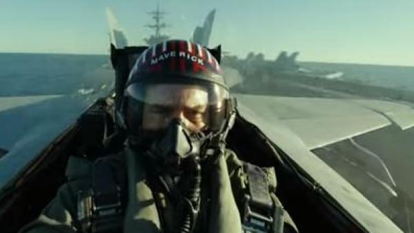 Nuevo tráiler de 'Top Gun 2'
