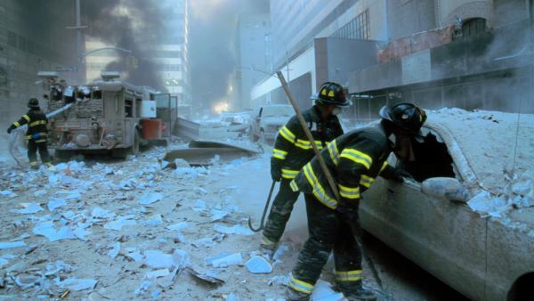 Bomberos el 11-S