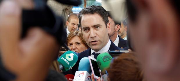 El PP pide al Tribunal Constitucional revisar la jura de los políticos catalanes en las Cortes