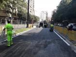 Reabren al tráfico el túnel de Avenidas/General Riera