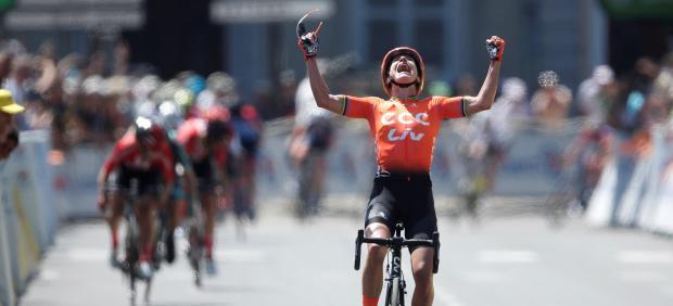 Marianne Vos, campeona del Le Corse By Le Tour