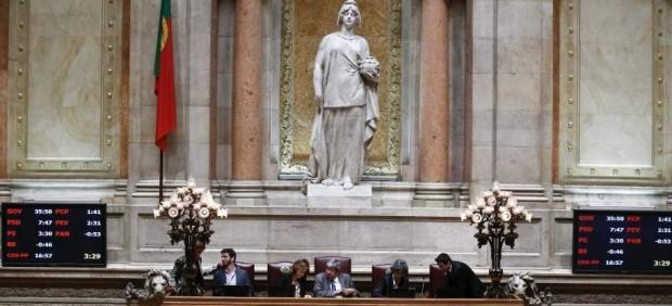 Imagen del Parlamento de Portugal