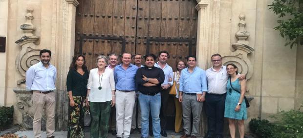Delegación de voluntario de la Orden de Malta de Sevilla y Jerez de la Frontera