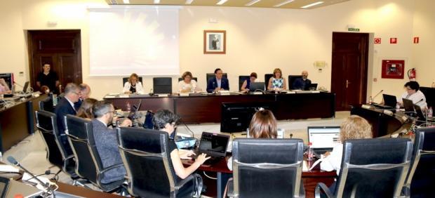 Última sesión ordinaria de Consejo de Gobierno de la UCO previa a la pausa estival