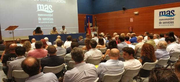 Mancomunidad de Servicios de la Provincia de Huelva