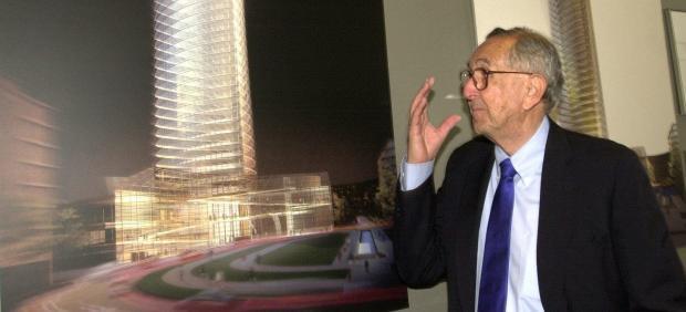 El arquitecto César Pelli