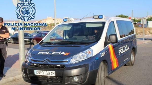Nota De Prensa: 'Agentes De La Policía Nacional Detienen 'In Fraganti' A Un Varón Durante Un Dispositivo Preventivo Sobre Robos En Vehículos'