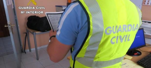 Guardia Civil, en una imagen de archivo
