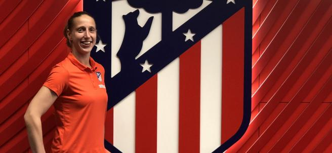 La holandesa Sari van Veenendaal ficha por el Atlético de Madrid