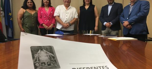El Ayuntamiento apoya el cortometraje 'Diferentes' para visibilizar y sensibilizar sobre el Síndrome de Down