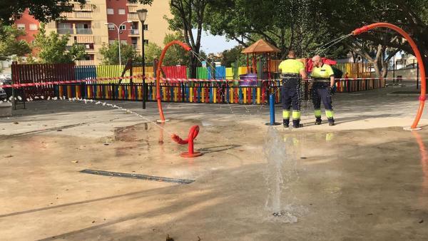 Foto 2 Nota Parque De Agua
