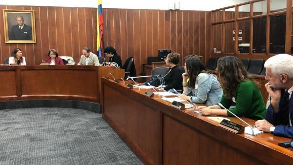 Delegación Vasca de derechos Humanos viaja a Colombia