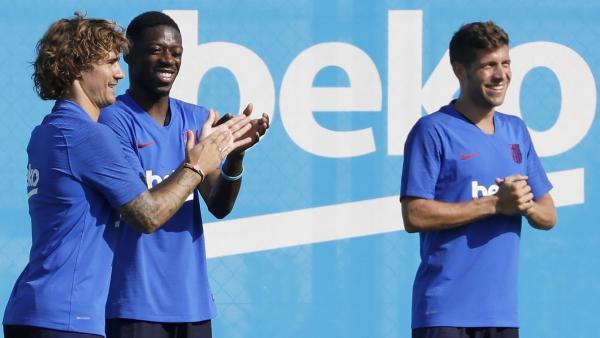 Convocatoria del Barça para la gira asiática