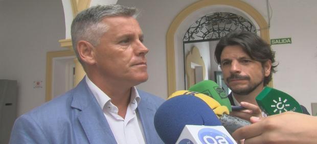 Cádiz.-Ciudadanos asegurá que luchará para que el Campo de Gibraltar 'esté sobre la mesa de los distintos ministerios'