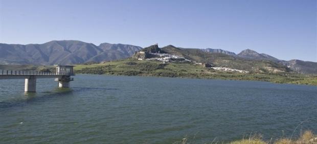 Embalse en la provincia de Cádiz, en una imagen de archivo.