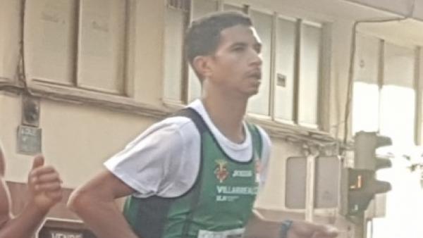 El atleta Jouad Tougane en una imagen de archivo