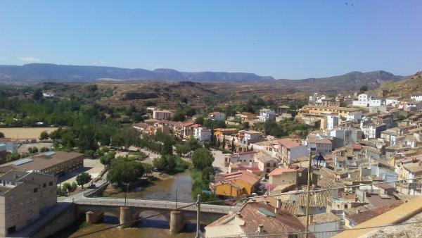 Municipio turolense de Albalate del Arzobispo.